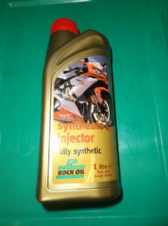 OIL ROCKOIL FULLY SYNTHETIC